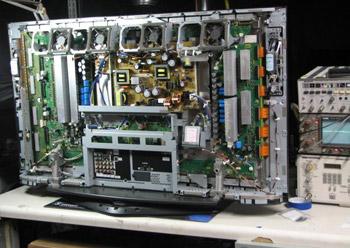 Television Repair Macclesfield, TV Repairs, DVD VCR Satellite ...